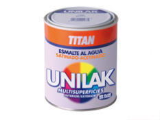 TITAN UNILAK SATINADO 750 ML BLANCO