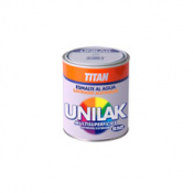 TITAN UNILAK SATINADO 375 ML BLANCO