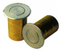 DEDAL AUTOMATICO MUELLE INOX 400- 9MM L