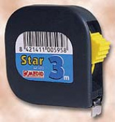 FLEXOMETRO STAR MEDID 9013-3 m  CF
