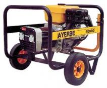 GENERADOR AYERBE-HONDA 5000 9HP/5KVA