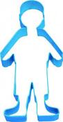 CORTADOR GALLETAS INOX SCRAP 2002101-NIÑO