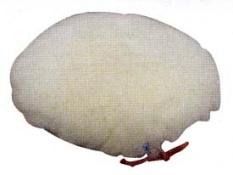 BONETE LANA CON CORDON 125 MM