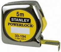 FLEXOMETRO POWERLOCK 5M PROMO STANLEY