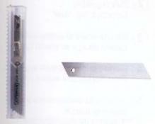 HOJA P/CUTTER STANLEY 0-11300 BL.