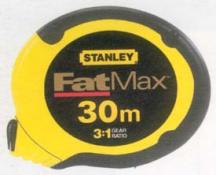 CINTA METRICA INOX FAT MAX 0-34134/30 M