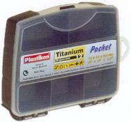 MALETA PLAS ORGANIZER TITANIUM 80012-GRIS