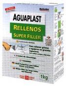 AGUAPLAST RELLENOS TAPAGRIETAS 1 KG/POLVO