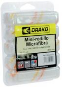 MINI RODILLO RECAMB MICROFIBRA 11 CM (5UND)