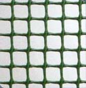 MALLA CUADRANET PREMIUM (MALLA 10X10MM) 400GR/M2 1X25 VERDE