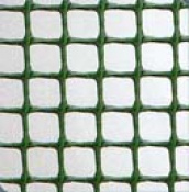 MALLA CUADRANET PREMIUM (MALLA 10X10MM) 400GR/M2 1X25 BLANCA