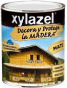 XYLAZEL DECOR MATE CASTANO 5 L