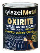 OXIRITE LISO BRILL AMARILLO 750 ML