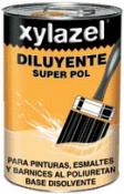 DISOLVENTE POLIURETANO XYLAZEL 750 ml