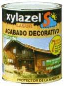 XYLAZEL S LASUR SAT CAOBA 750 ML