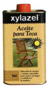 XYLAZEL ACEITE TECA 750 ML-MIEL