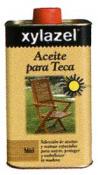 XYLAZEL ACEITE TECA 5 L - MIEL