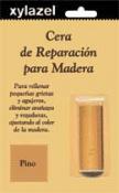 XYLAZEL CERA DE REPARACION PARA MADERA CASTAÑO