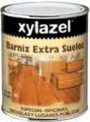 BARNIZ EXTRA SUELOS BRILLANTE 750ML XYLAZEL