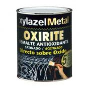 OXIRITE LISO SATINADO NEGRO 750 ML