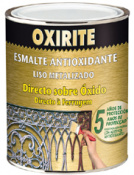 OXIRITE LISO METALIZADO 750ML PLATA