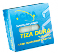 TIZA CUADRADA ESPECIAL METAL STEATITE50PZ