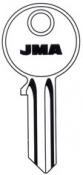 LLAVE ACERO JMA U-4D