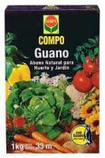GUANO NATURAL COMPO EST.  1 kg