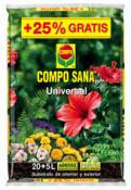 SUBSTRATO UNIV COMPO SANA 20+5L GRATIS