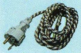 CONEXION TEXTIL 2m MANG 3X0,75 - 22000-GRIS
