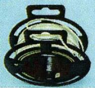 CABLE TELEFONO PLANO 4 VIAS  5 M-MARFIL