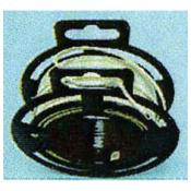 CABLE TELEFONO PLANO 4 VIAS 15 M-MARFIL