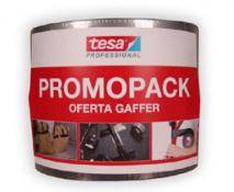 CINTA GAFFER 25X50 PACK TESA 4688-AZ/PL