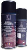 PINTURA SPRAY ANTICALOR 520CC RAL9006 ALUM