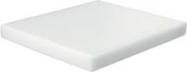 TABLA CORTAR 35X26.5X2CM LACOR 60455-BLANCA