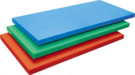 TABLA CORTAR 35X26.5X2CM LACOR 60473-ROJA