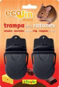 TRAMPA ECOLOGICA ROEDORES RATONES 2UN.
