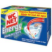 WC NET ENERGY POLS DESINCRUSTANT 4X63G