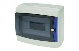 ARMARIO ACQUA IP65 8 ELEMENTOS 3908-T
