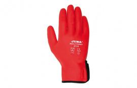 GUANTE NYLON/NITRILO AGILITY RED H5115/T7