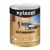 BARNIZ EXTERIORES AL AGUA 750 ML BRILLANTE
