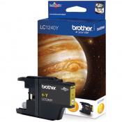 TINTA BROTHER LC1240Y YELLOW