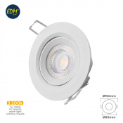 MINI-DOWNLIGHT LED BASC RED 5W 220V BLANC
