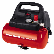 COMPRESOR EINHELL TH-AC 190/6 1,5HP/6L