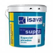 PINTURA PLASTICA ISAVAL M-8 GOT/PICAR 25KG