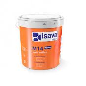 PINTURA PLASTICA ISAVAL M-14 DECORACIÓN 15L INT/EXT