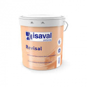 REVESTIMIENTO LISO ISAVAL REVISAL BLANCO 15L