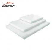 TABLA CORTAR 53X32,5X2CM LACOR 60456-BLANCA
