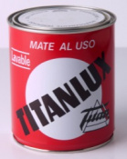 TITANLUX MATE AL USO BLANCO    750 ML.