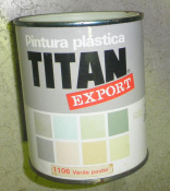 TITAN EXPORT AZUL               750ML *